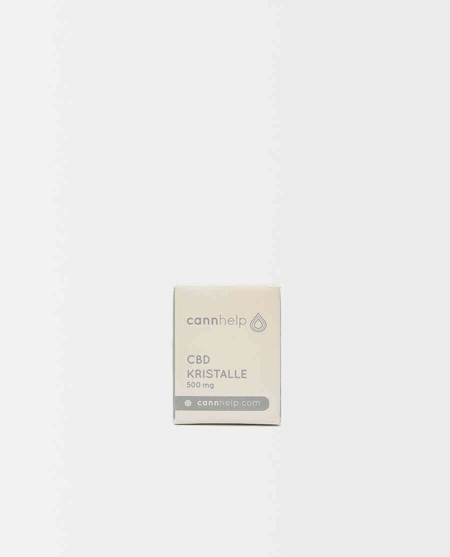cannhelp – CBD Crystals