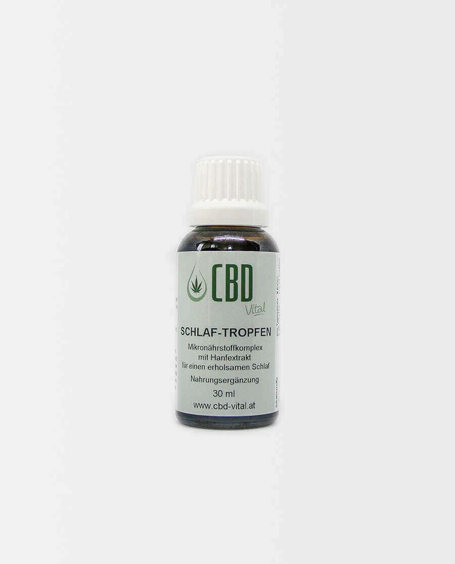 CBD Vital – Schlaf-Tropfen