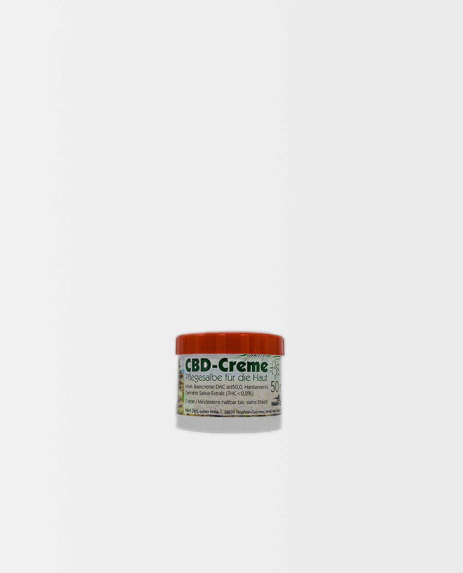 Hanf Zeit – CBD-Creme