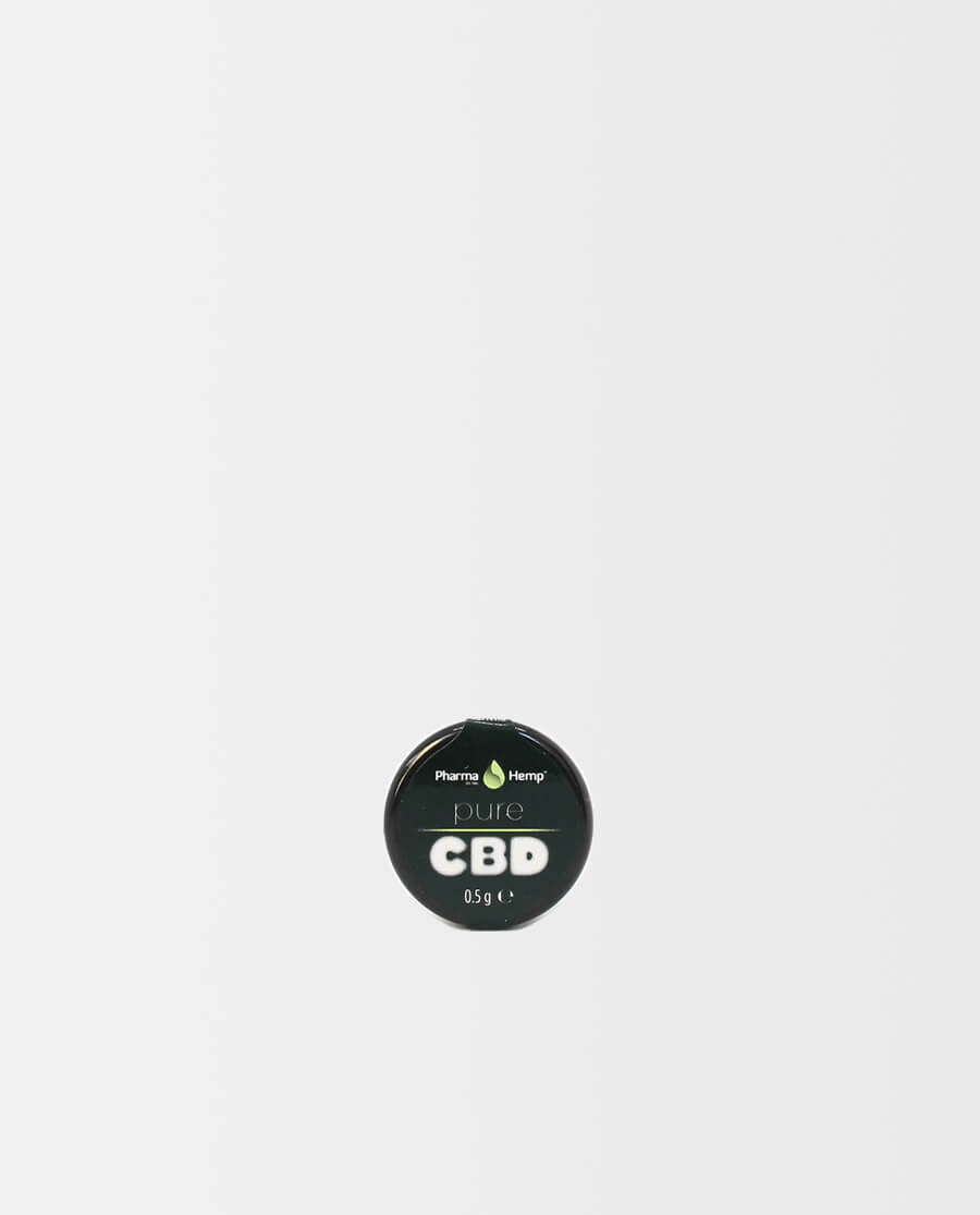 Pharmahemp – CBD Kristalle