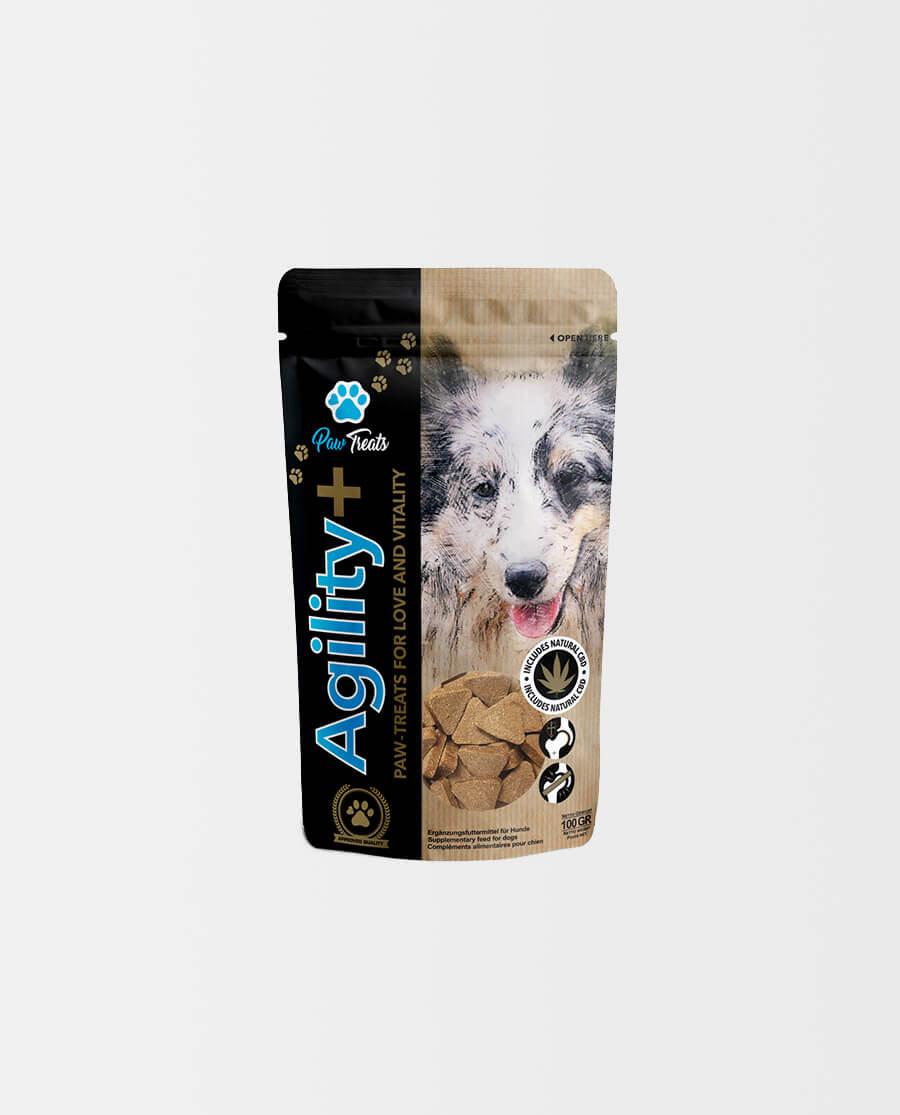 Paw-Treats – Agility+ CBD Snack