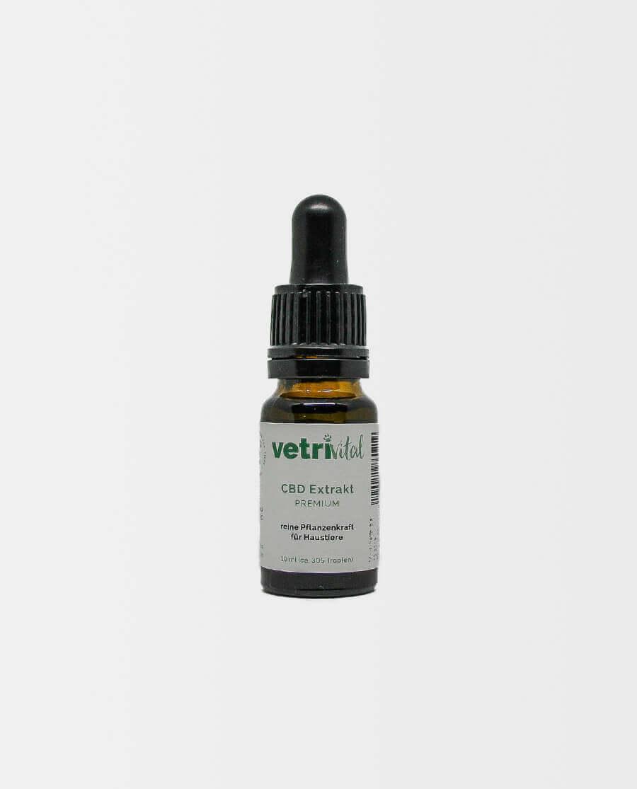 VetriVital – CBD-Extrakt für Hunde, Katzen und Pferde