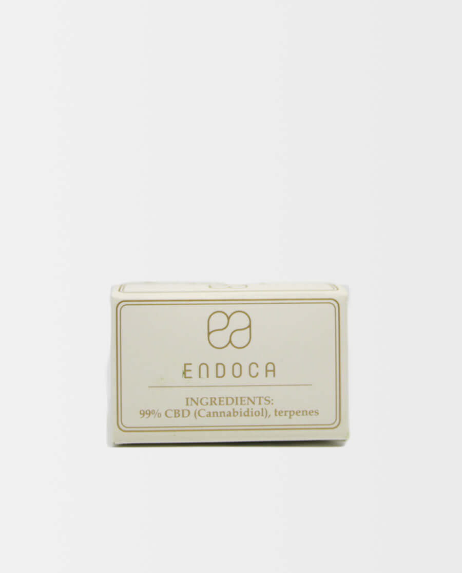 Endoca – Cannabis/CBD Kristalle