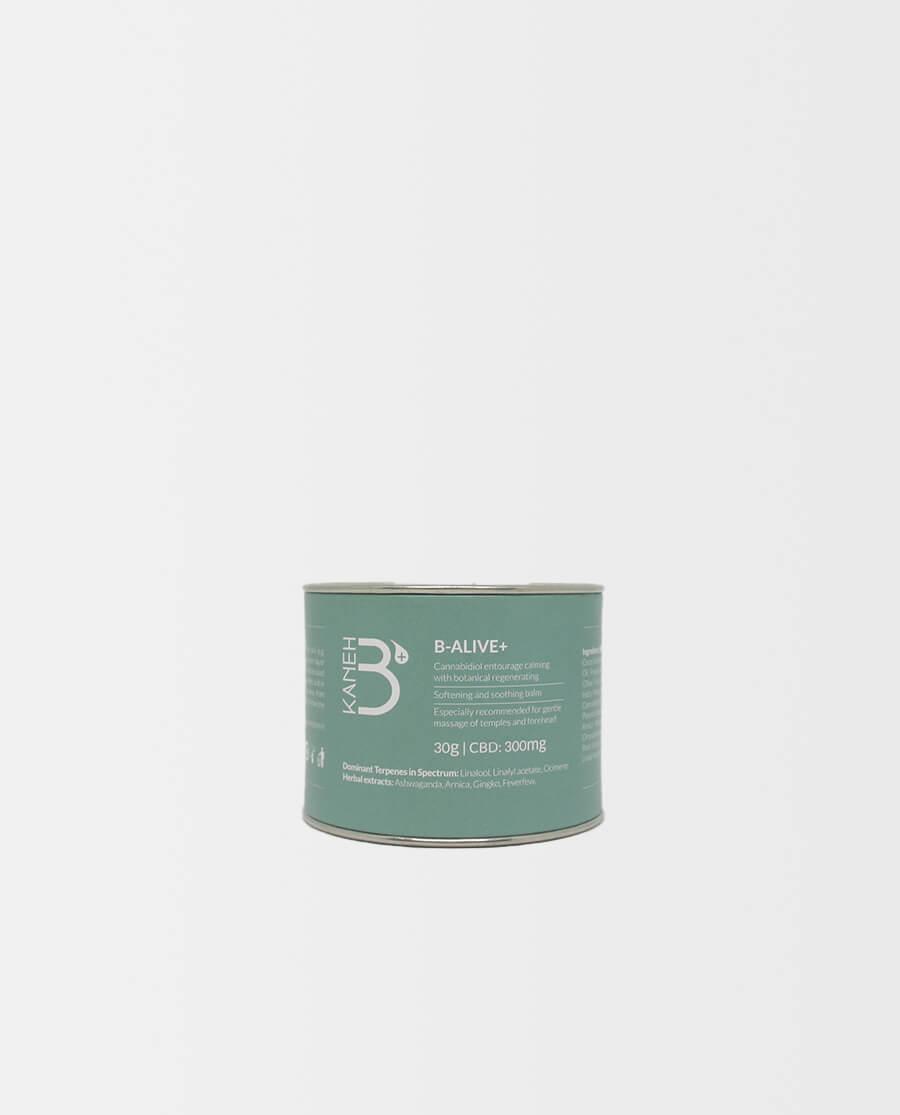 Kaneh-b – B-ALIVE+ CBD Balsam gegen Kopfschmerzen