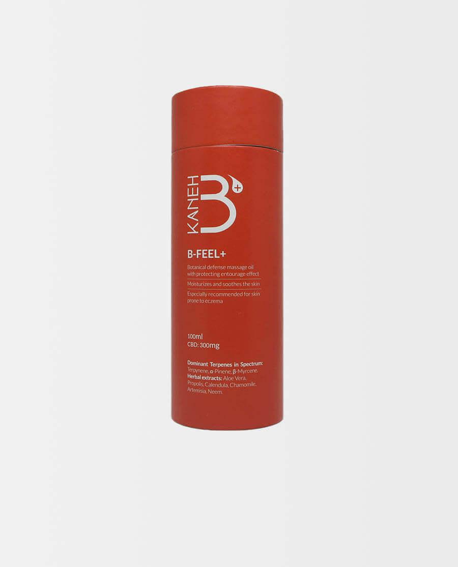 Kaneh-b – B-FEEL+ CBD Öl Spray gegen Ekzeme
