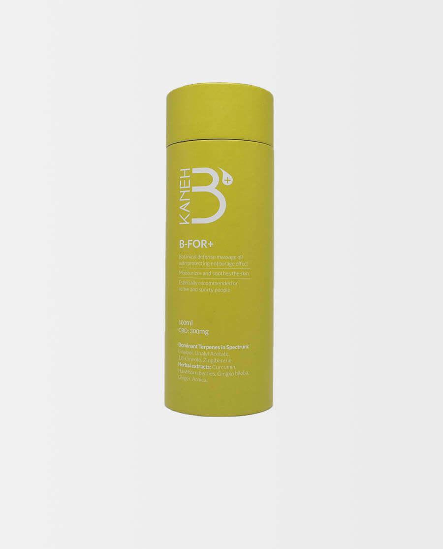 Kaneh-b – B-FOR+ CBD Öl Spray für aktive und sportliche Menschen