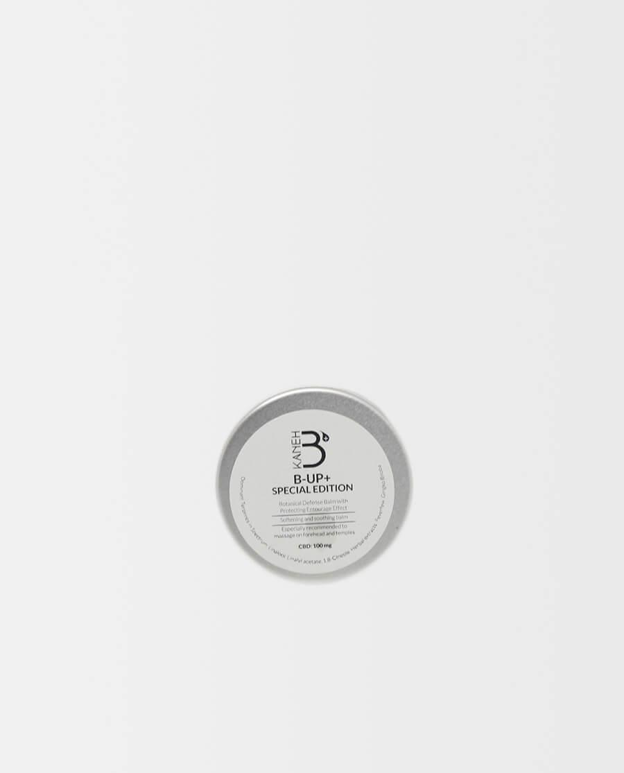 Kaneh-b – B-UP+ Sonderedition – CBD Creme gegen Stress und Energielosigkeit