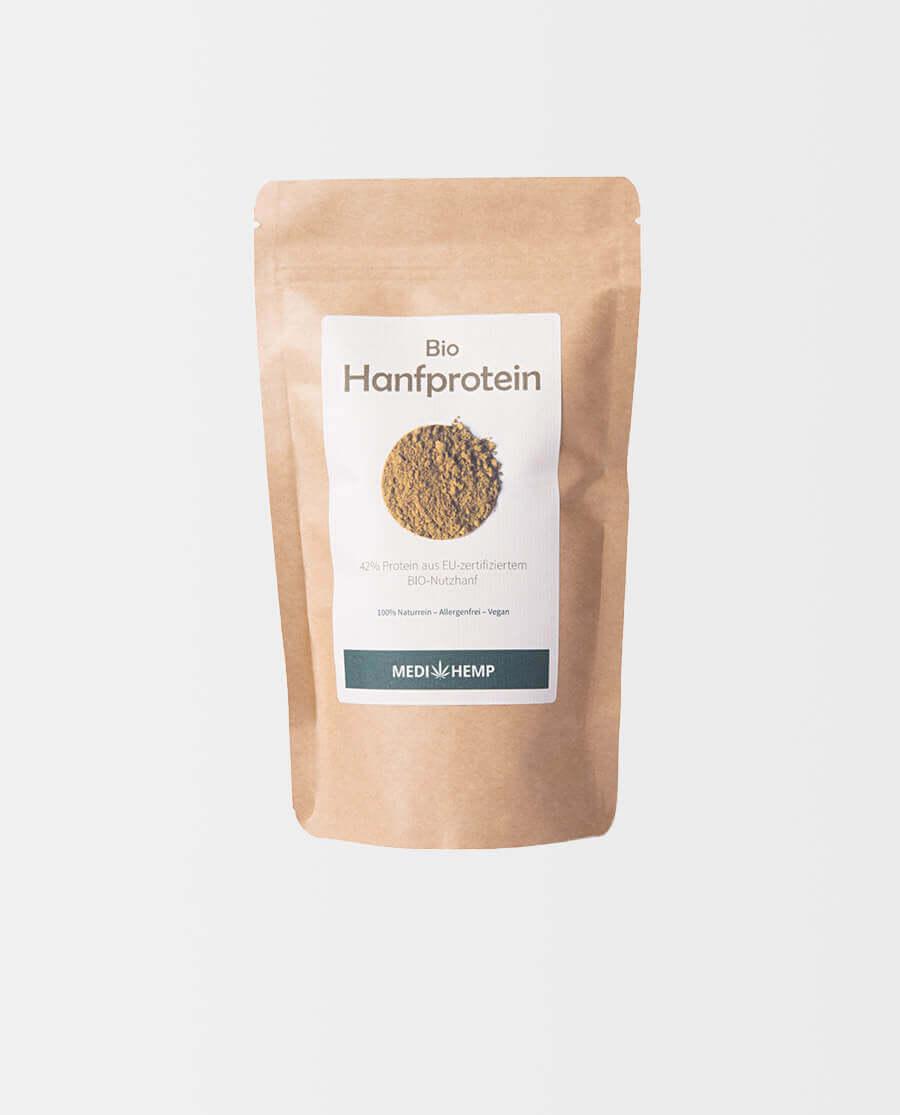 Medihemp – Bio Hanfprotein