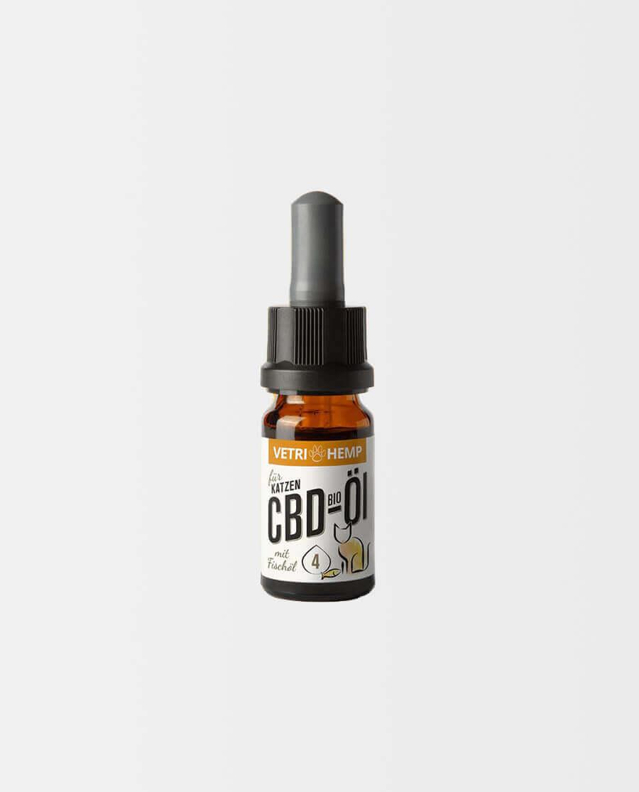 Vetrihemp – Bio CBD-Öl für Katzen