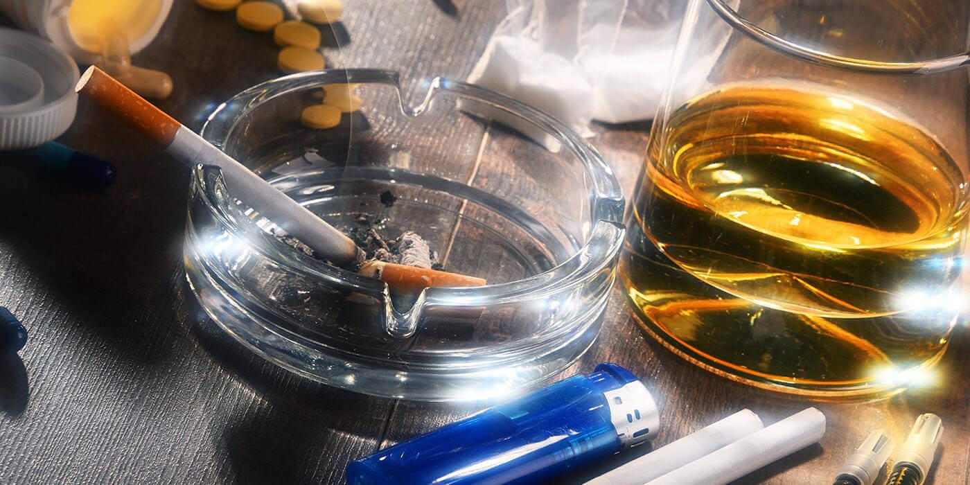 Tabak- und Alkoholkonsum mit CBD reduzieren
