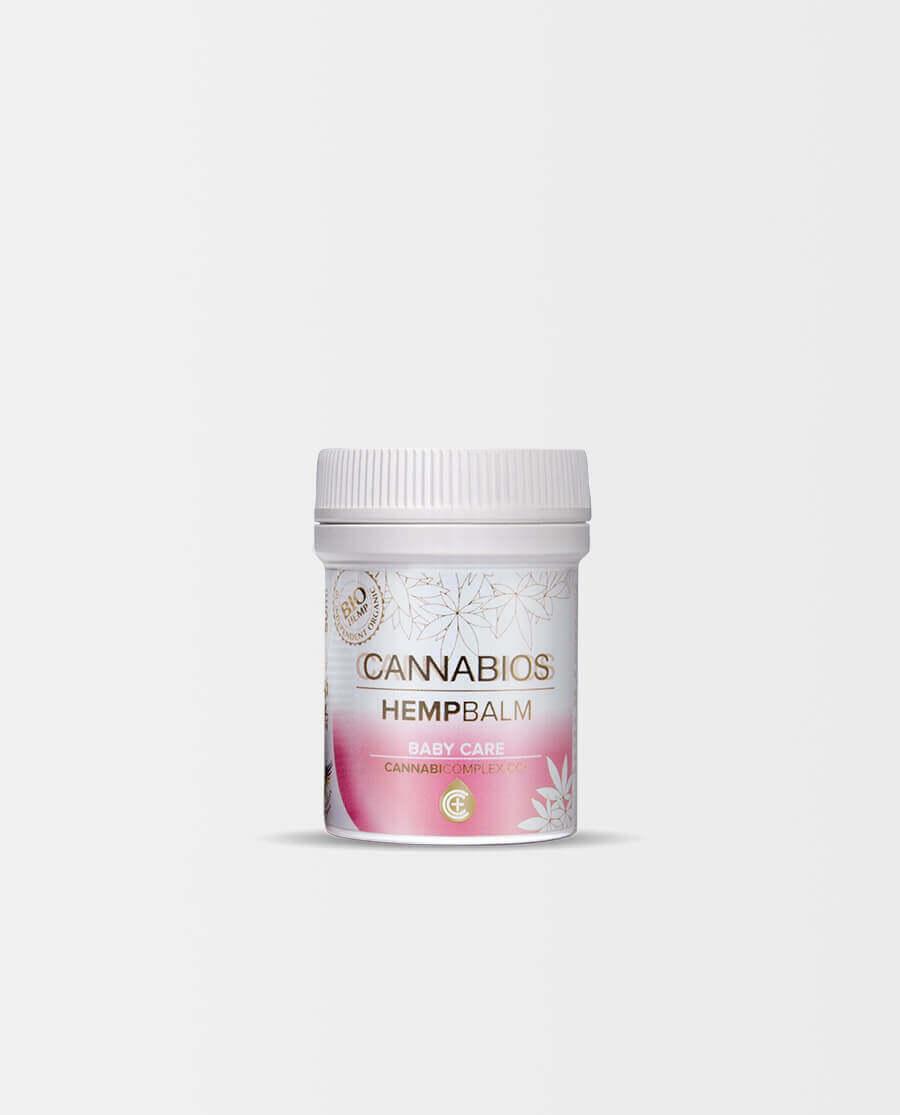 Cannabios – Hanfbalsam Baby Care