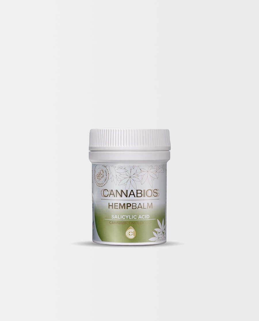 Cannabios – Hanfbalsam mit Salicylsaeure