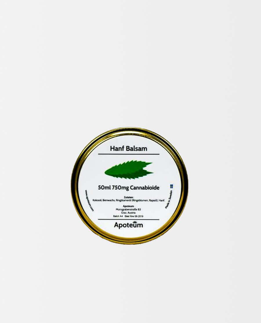 Apoteum – Hanf balsam