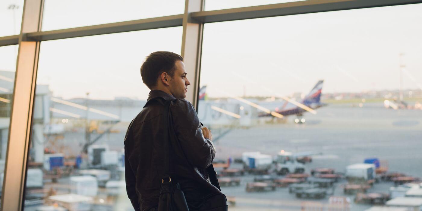 Hilft CBD gegen Flugangst?