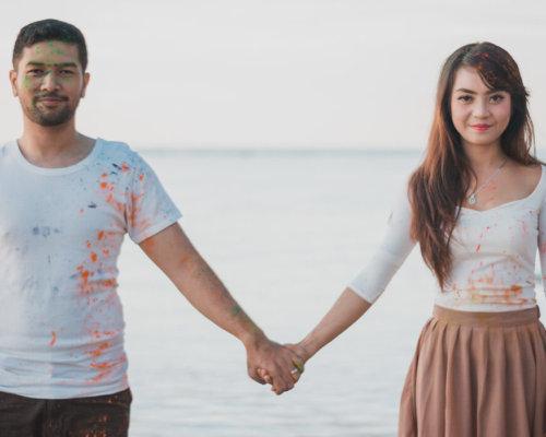 Cannabidiol bei Mann und Frau