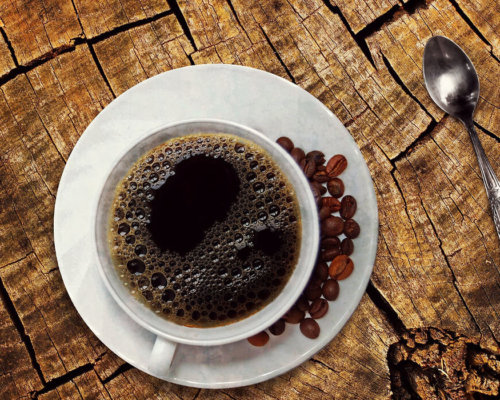 CBD im Kaffee