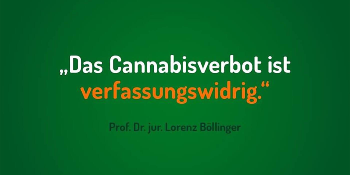 DHV Justizkampagne: Das Cannabisverbot ist verfassungswidrig
