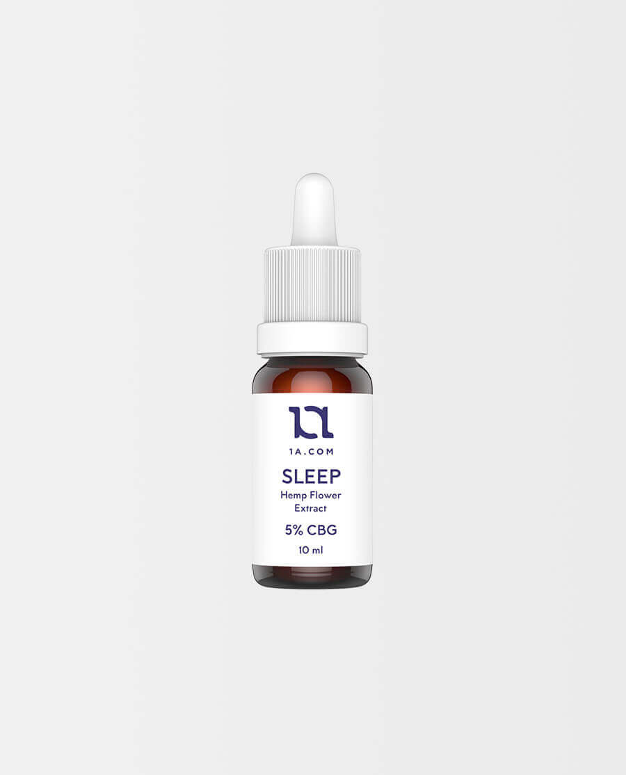 1A – SLEEP CBG Öl 5%