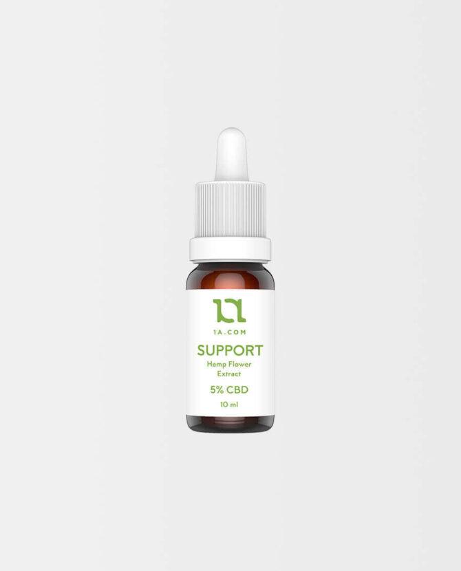 1A - SUPPORT CBD Öl 5%