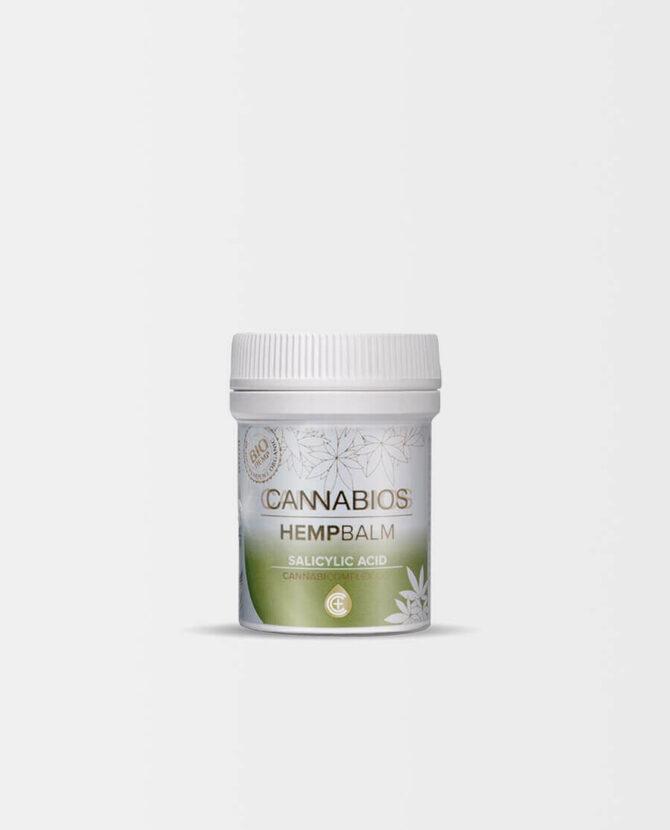 Cannabios - Hanfbalsam mit Salicylsaeure