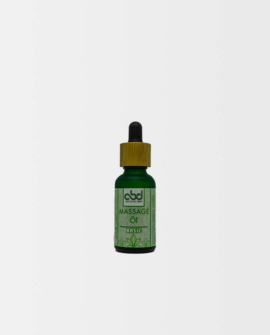 Cannabioderm – Massageöl
