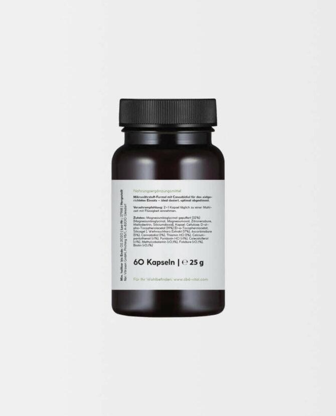 CBD Vital - CBD Neurocalm