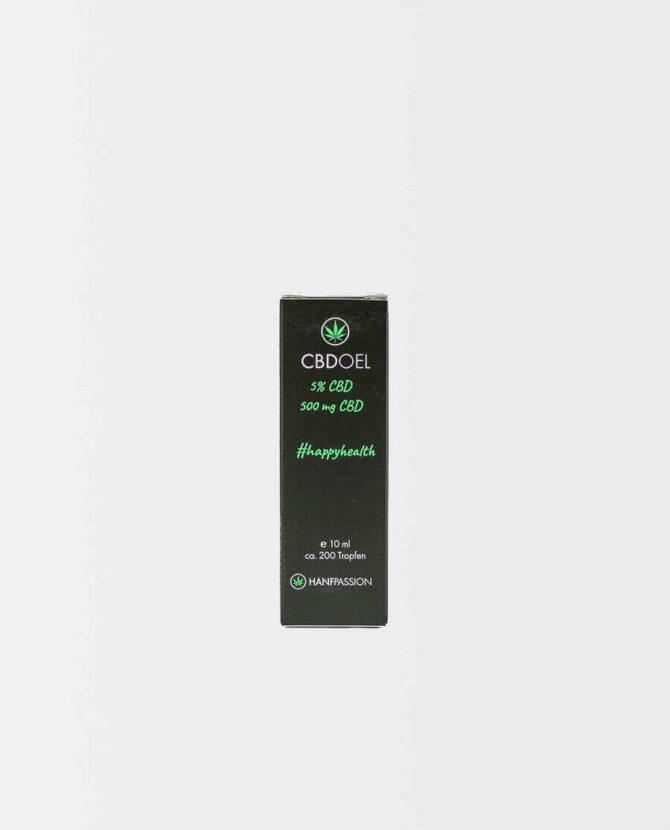 Hanfpassion - CBD Öl