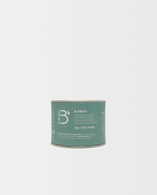 Kaneh-b - B-FIRST+ CBD Balsam für trockene und empfindliche Haut