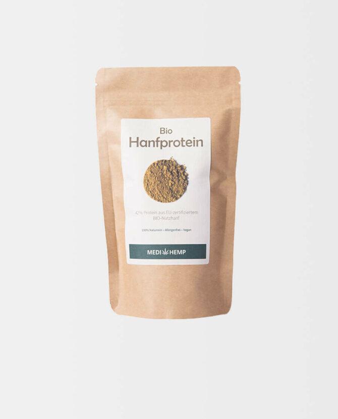 Medihemp - Bio Hanfprotein