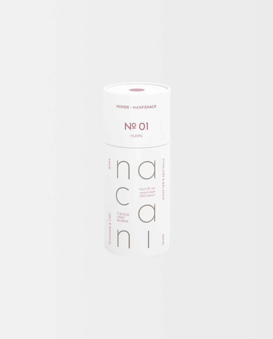 Nacani – Hanf-Snack für Hunde