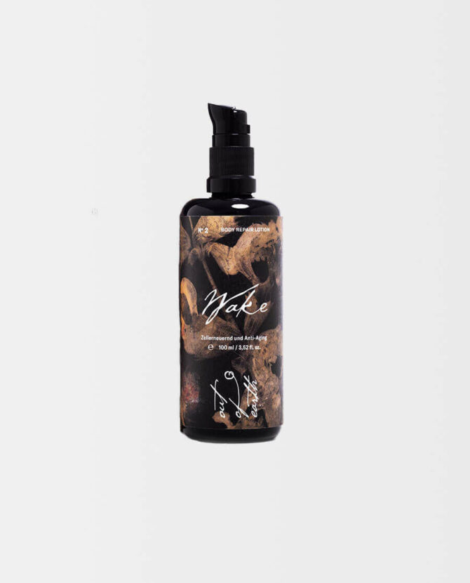 Out Of Earth - Wake - N° 2 Body Repair Lotion