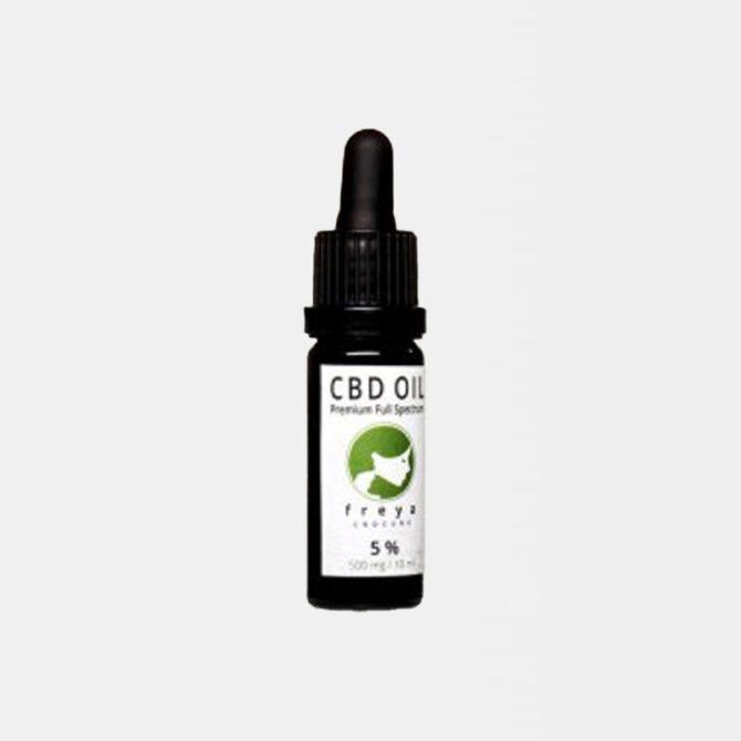 freya - CBDCURE CBD-Öl