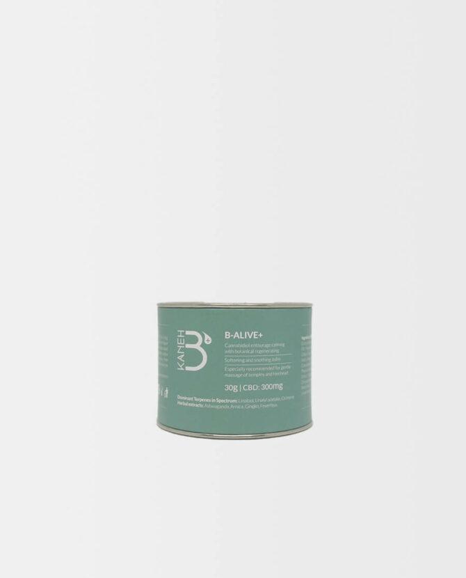 Kaneh-b - B-ALIVE+ CBD Balsam gegen Kopfschmerzen