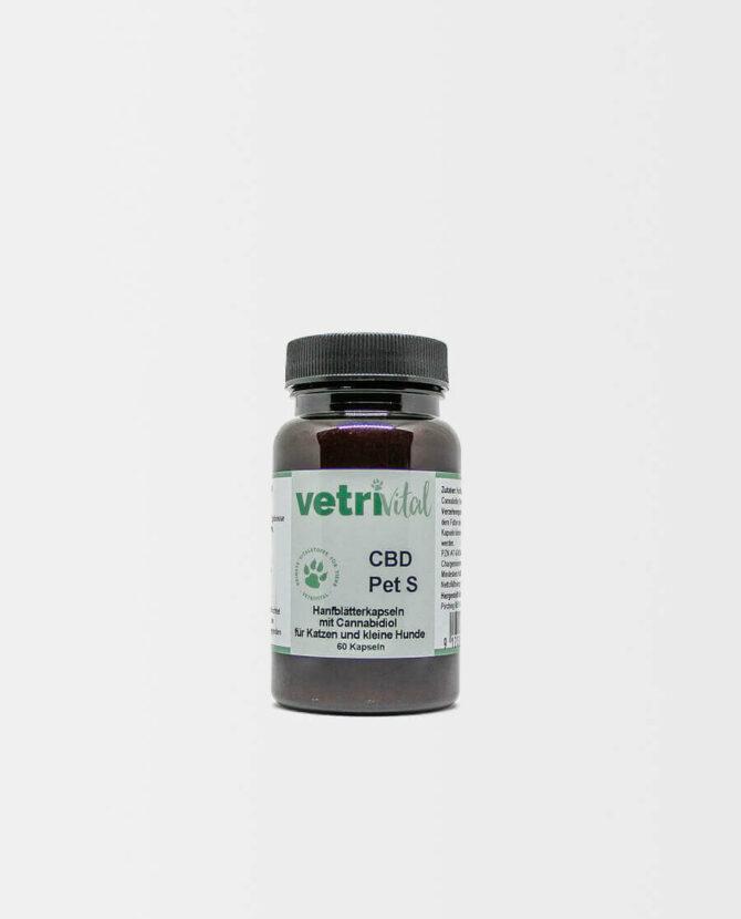 VetriVital - CBD-Kapseln für Hunde und Katzen