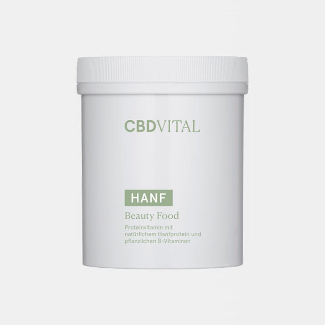 CBD Vital - Beauty Food