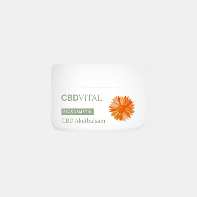 CBD Vital - CBD Akutbalsam