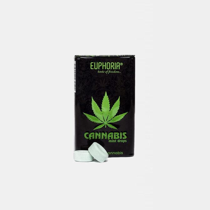 Euphoria - Cannabis Mint Drops