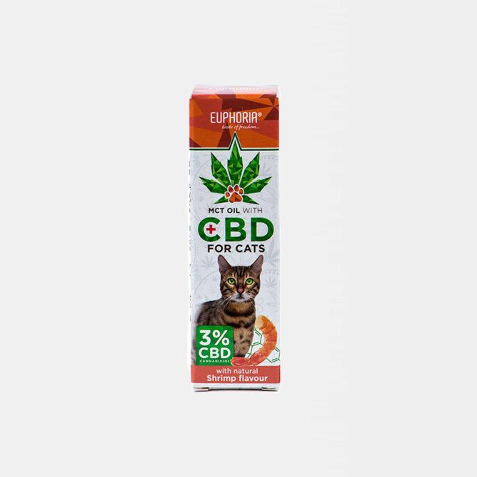 Euphoria - CBD Öl für Katzen