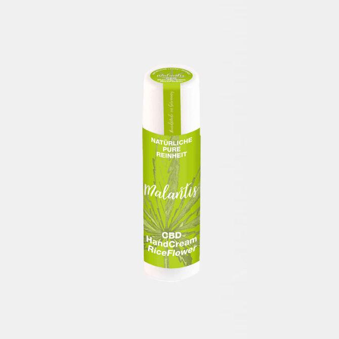 Malantis - CBD HandCream Riceflower