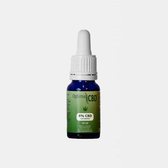 Optima Formula - Bio CBD Öl