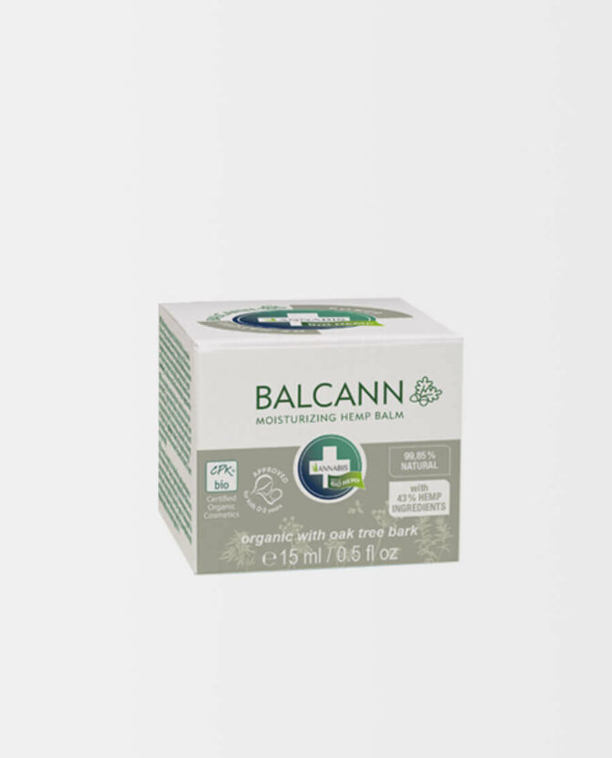 Annabis - Balcann Biobalsam mit Eichenrindenextrakt