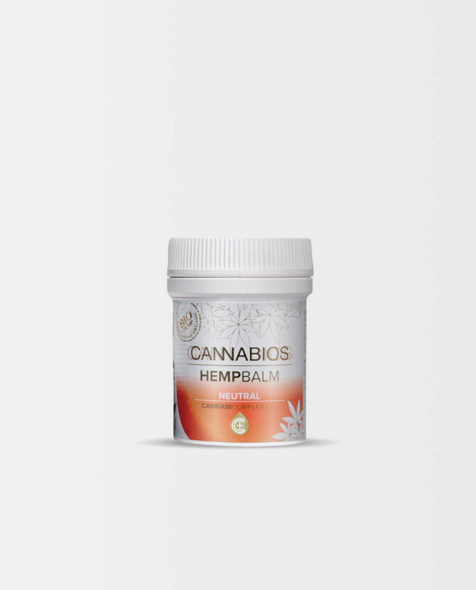 Cannabios - Hanfbalsam Neutral