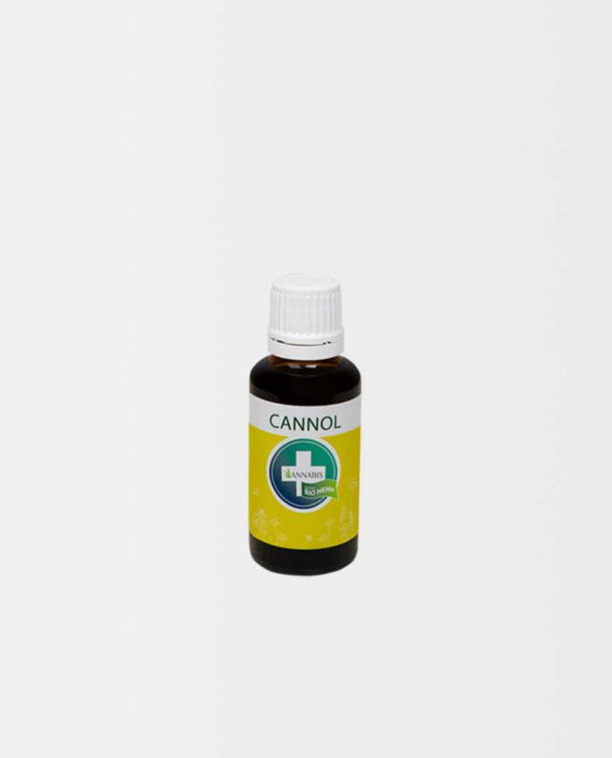 Annabis - Cannol Massageöl