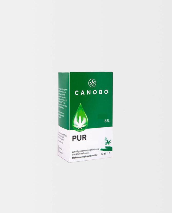 Canobo - Canobo PUR CBD Öl