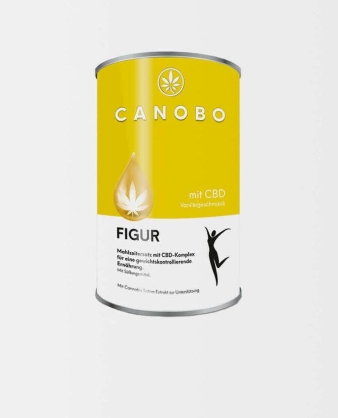 Canobo - Canobo FIGUR CBD Slim Shake