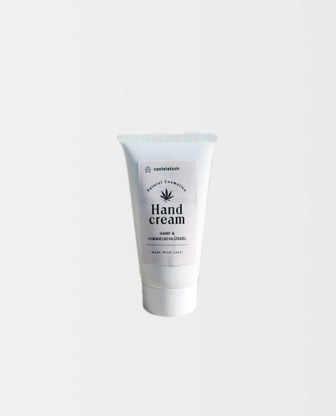 Castelatsch - Hanf Handcreme