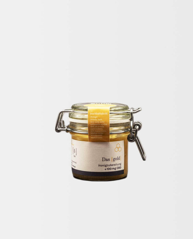 CBD[manufaktur] – Bio Honig mit CBD