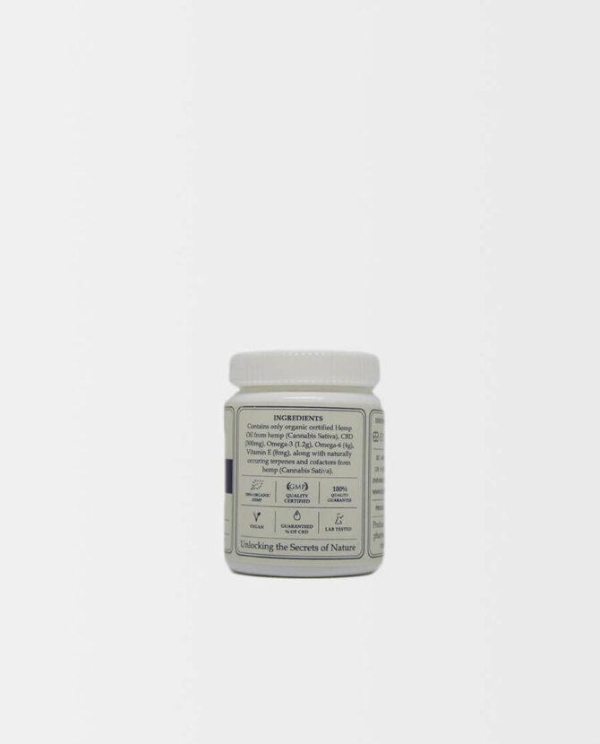 Endoca - CBD Hanföl Kapseln (decarboxyliert)