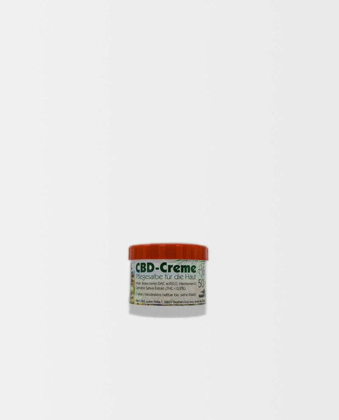Hanf Zeit - CBD-Creme