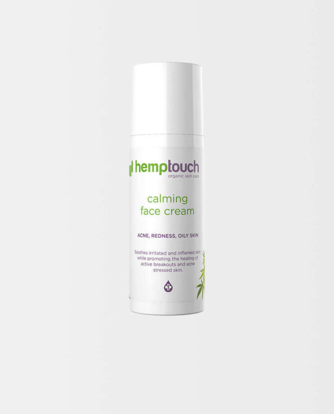 Hemptouch - Beruhigende CBD Gesichtscreme